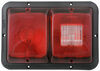 Bargman #84 Series Red Stop, Tail and Turn Tail Light