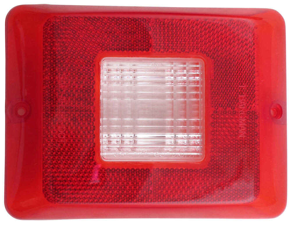 Replacement Lens For Bargman Tail Light 84 85 86