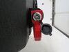 "InfiniteRule Locking Pin for Swivel Hooks or Shackles - 3"" Span - Stainless Steel 7/8 Inch Diameter 340065000"