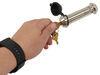 "InfiniteRule Locking Pin for Swivel Hooks or Shackles - 3"" Span - Stainless Steel Hook and Shackle Lock 340065000"