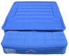 AirBedz Truck Bed Air Mattress w Tailgate Mattress and Pump - Blue - 5-1/2' to 5.8' Bed 12 Inch Deep 341004