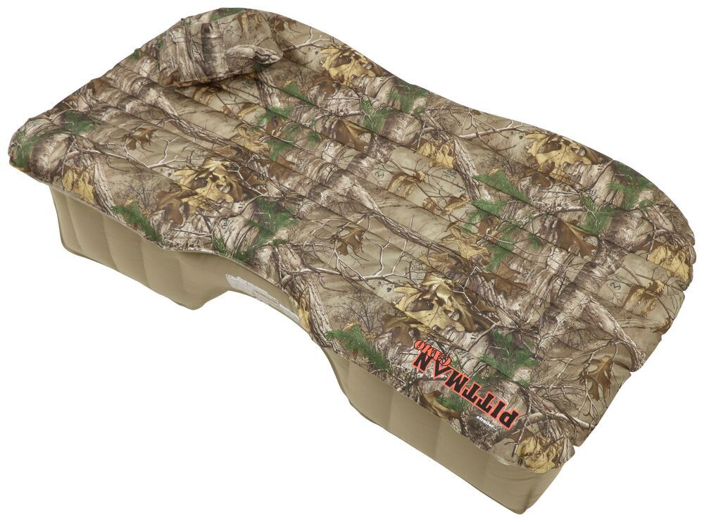 AirBedz Rear Seat Air Mattress for Cars, Jeeps, SUVs, and Full-Size Trucks - Realtree Camo Camouflage 341029