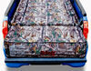 AirBedz Truck Bed Air Mattress w Rechargeable Battery Pump - Camo - 5-1/2' to 5.8' Bed 341018