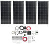 Go Power Rigid Panels RV Solar Panels - 342-75010