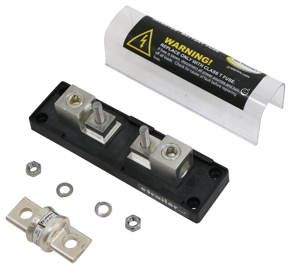 FBL-400 Class T 400 Amp Fuse with Block Go Power