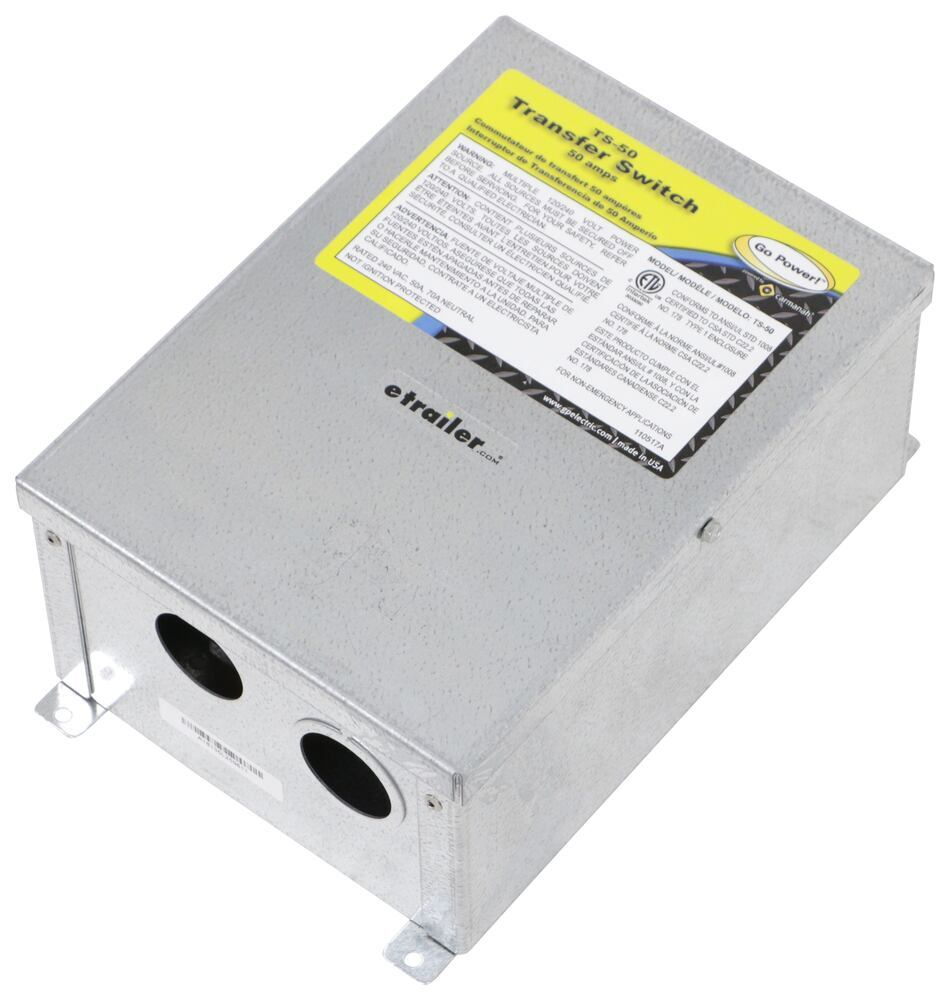 34270278 - Transfer Switch Go Power Accessories and Parts