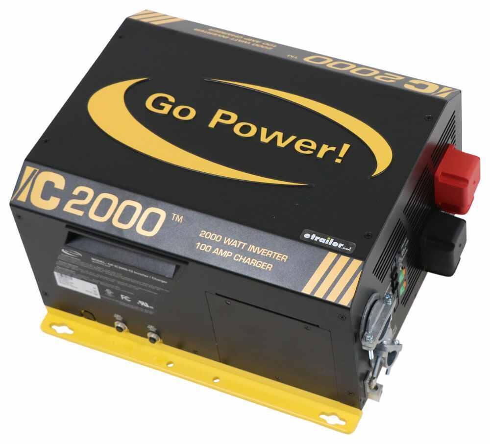 34280055 - 12V Go Power Pure Sine Wave Inverter