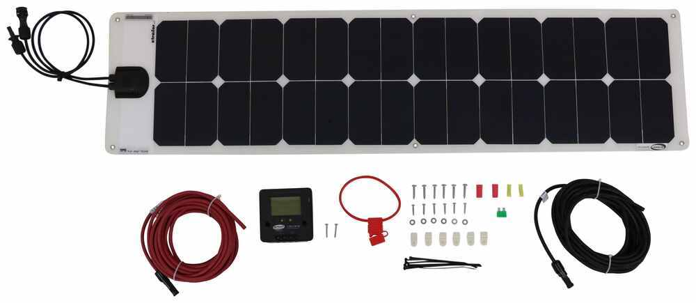34280058 - 50 Watts Go Power RV Solar Panels