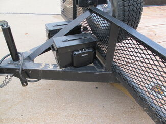 Trailer Mounted Brake Controller