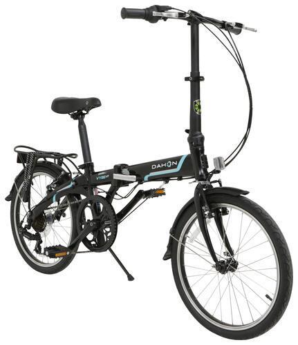 1b25d42d147 Dahon Vybe D7 Folding Bike - 7 Speed - Aluminum Frame - 20