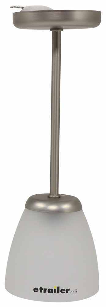 LaSalle Bristol RV LED Pendant Light - Brushed Nickel - Frosted Glass Brushed Nickel 344410110001401RT