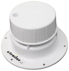 LaSalle Bristol RV Plumbing Roof Vent with Snap On Cap - 5-1/2