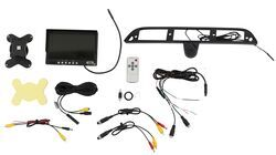 GCH Automotive 2016 Ford F-150 Backup Cameras and Alarms