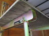 "CargoSmart Folding Track Brackets w/ Telescoping Legs for E-Track or X-Track - 24"" to 60"" Table Brackets 3481744"