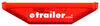 Bargman Red Trailer Lights - 3499001