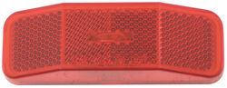 Bargman 99 Series Trailer Clearance, Side Marker Light with Reflector - Red