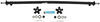35545I-EZ-89 - 5 on 4-1/2 Dexter Axle Trailer Axles