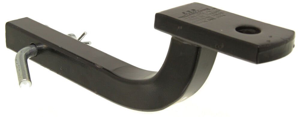 "Draw-Tite Drawbar for 1-1/4"" Hitches - 3-1/8"" Rise - 9-3/4"" Long - 3,500 lbs Fits 1-1/4 Inch Hitch 36061"