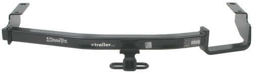draw-tite trailer hitch  receiver - custom fit class ii 1-1/4 inch