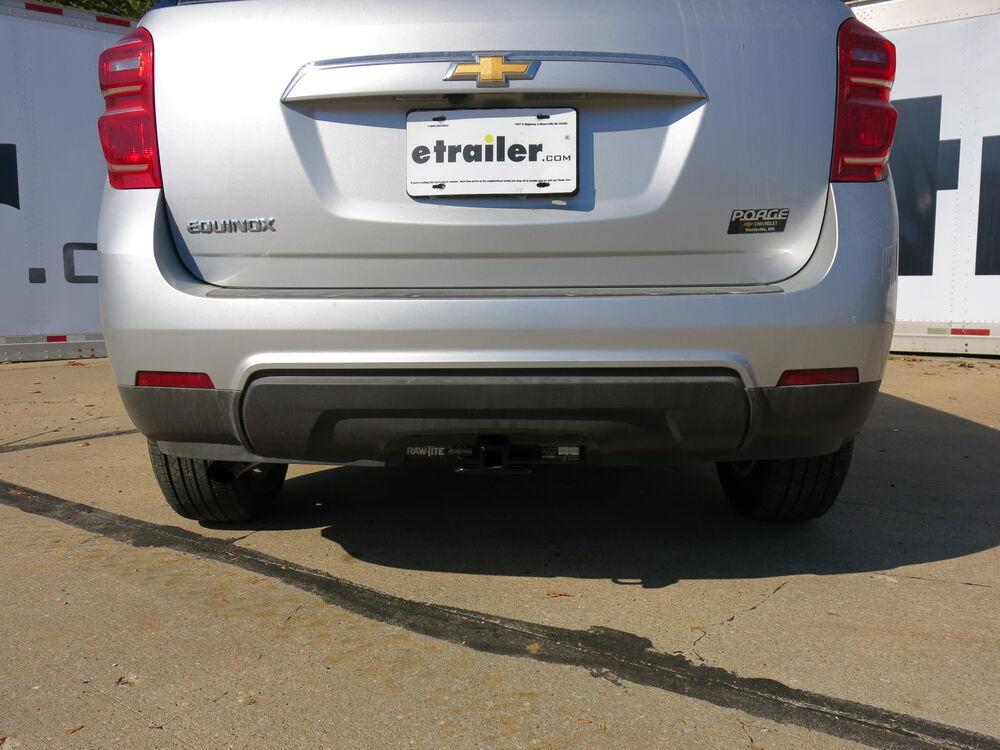 "Tesla Model 3 Trailer Hitch >> 2017 Chevrolet Equinox Draw-Tite Trailer Hitch Receiver - Custom Fit - Class II - 1-1/4"""