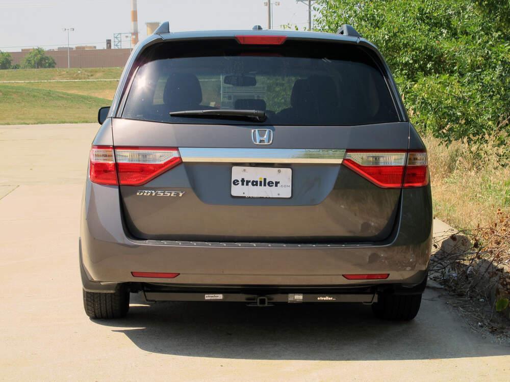 "Tesla Model 3 Trailer Hitch >> 2011 Honda Odyssey Draw-Tite Trailer Hitch Receiver - Custom Fit - Class II - 1-1/4"""