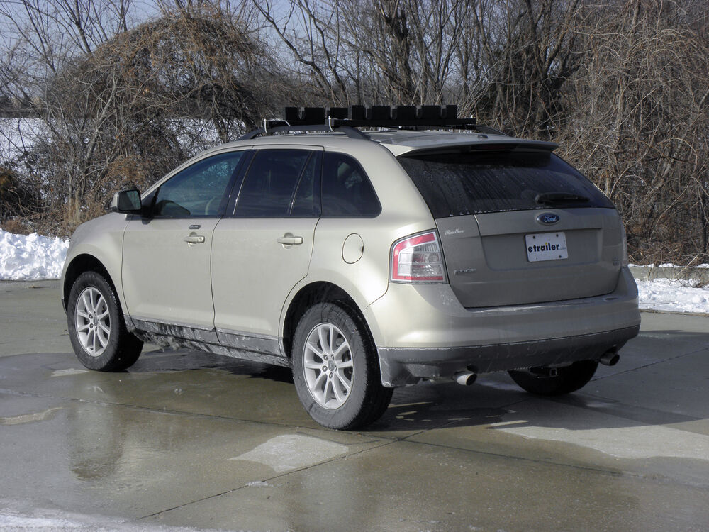 2007 ford edge draw tite trailer hitch receiver custom fit class ii 1 1 4. Black Bedroom Furniture Sets. Home Design Ideas