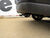 2013 subaru outback wagon trailer hitch draw-tite class ii 36493