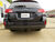 2013 subaru outback wagon trailer hitch draw-tite class ii in use