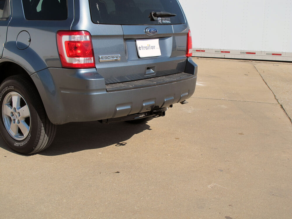 Ford Escape on 2015 Ford Explorer Trailer Hitch