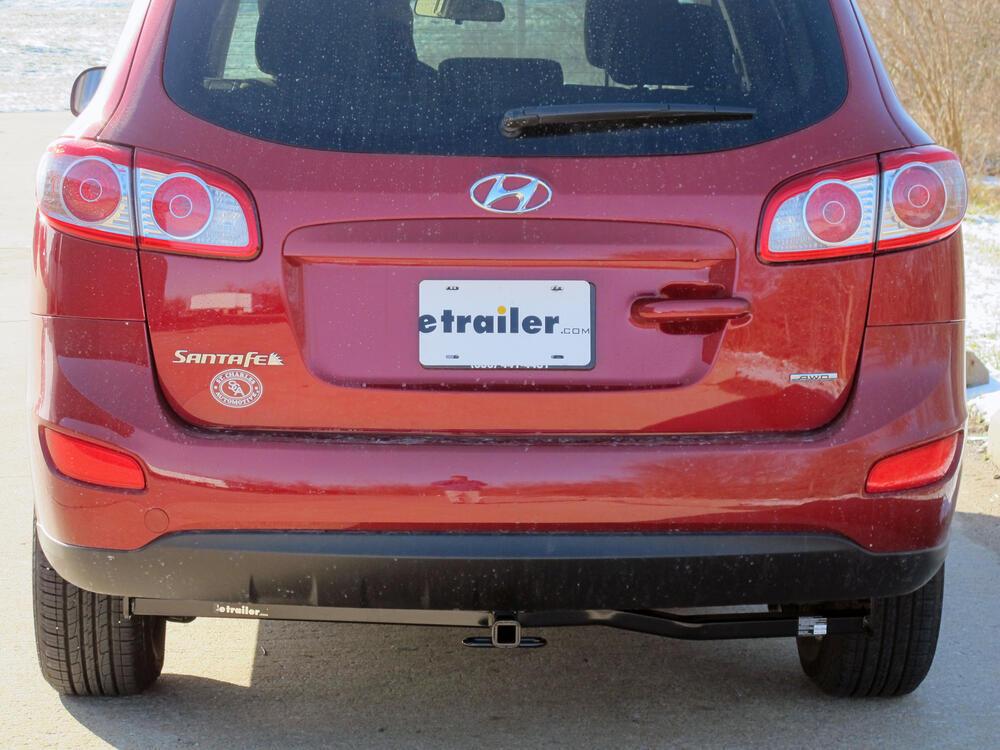 2010 Hyundai Santa Fe Trailer Hitch Draw Tite