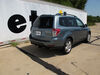 36521 - Visible Cross Tube Draw-Tite Custom Fit Hitch on 2009 Subaru Forester
