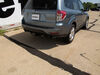 36521 - 3500 lbs GTW Draw-Tite Trailer Hitch on 2009 Subaru Forester