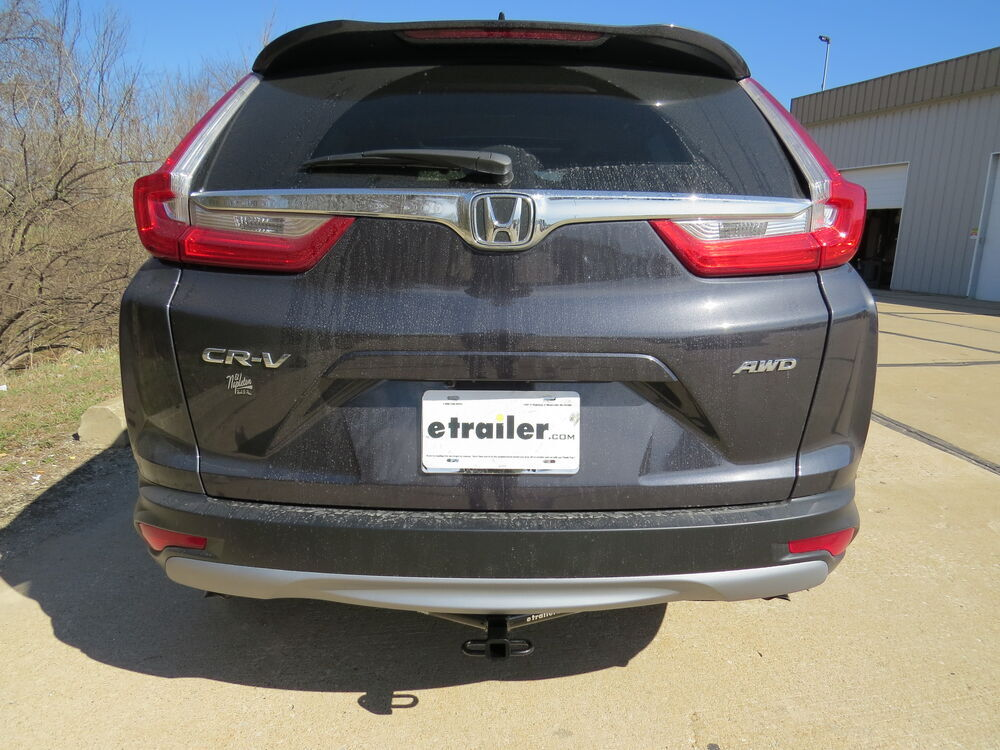 2017 Honda Cr-v Trailer Hitch