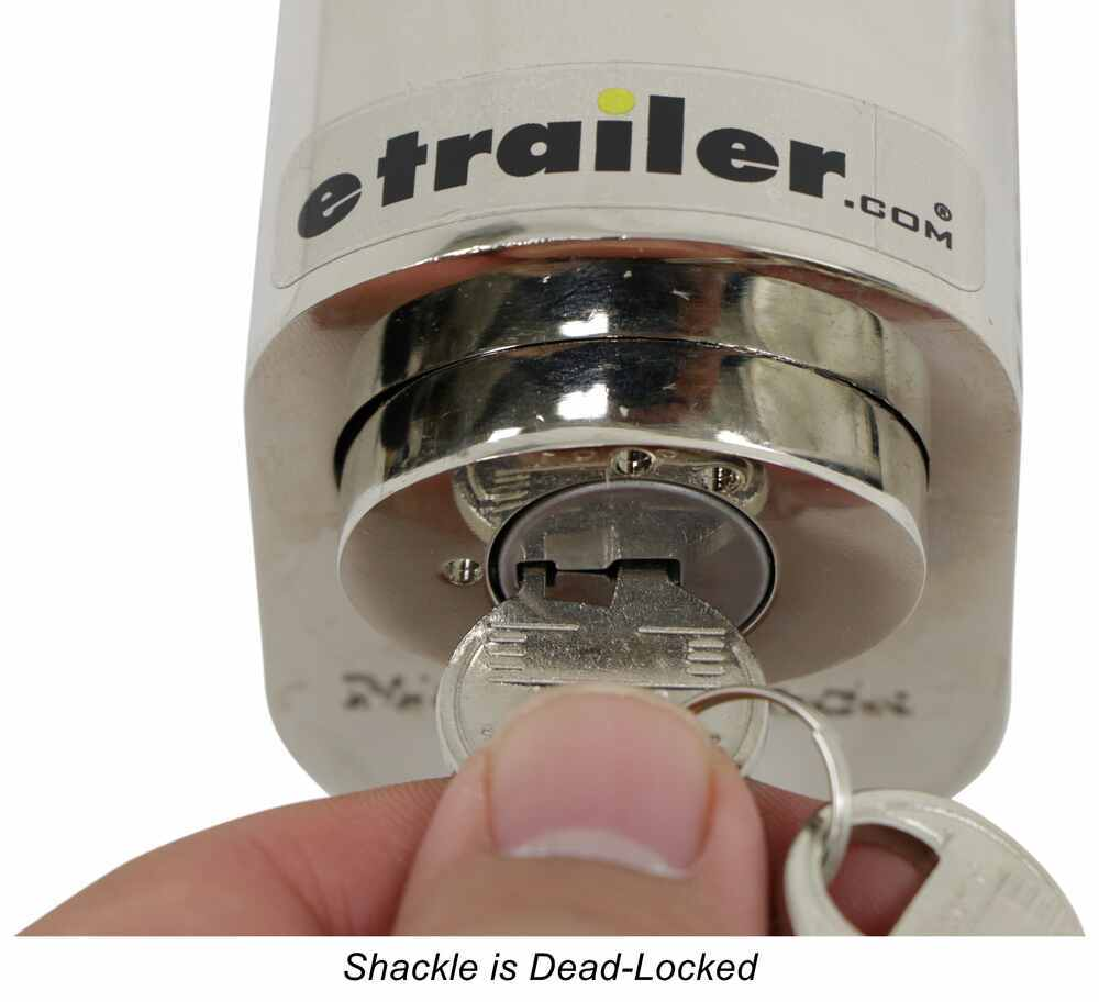 Compare Trailer Coupler Vs Master Lock 1 7 8 And When I Plug The Into Truck They Up Etrailercom 377dat Fits Inch Ballfits 2 Ball