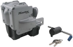 "Master Lock Heavy-Duty Coupler and Latch Lock Combo for 1-7/8"", 2"", 2-5/16"" Couplers"