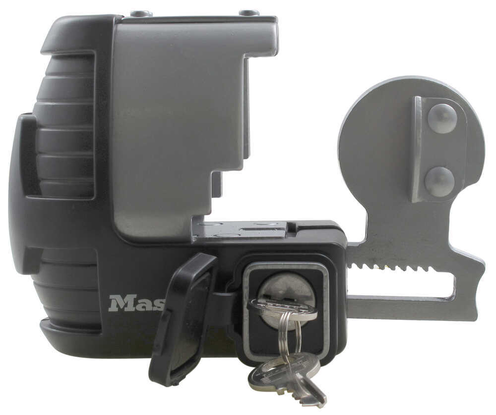 Trailer Coupler Lock >> Master Lock Universal Trailer Coupler Lock Master Lock Locks 379DAT