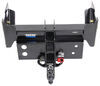 "Super Titan 4000 Weld-On Trailer Hitch with 3"" Receiver Opening, 25,000 lbs. 3 Inch Hitch 38124"