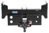 "Super Titan 4000 Weld-On Trailer Hitch with 3"" Receiver Opening, 25,000 lbs. 25000 lbs GTW 38124"