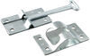 Hook and Keeper for Enclosed Trailer Door - Zinc Plated