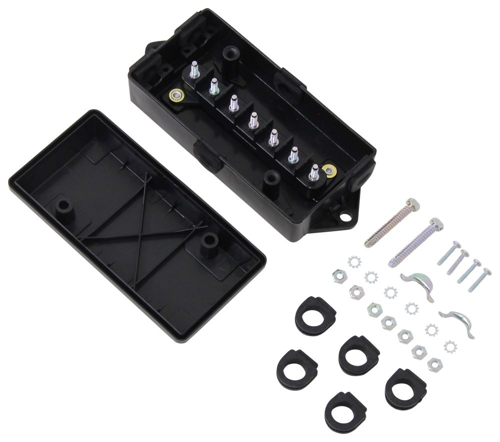 38656 - Junction Box Spectro Accessories and Parts