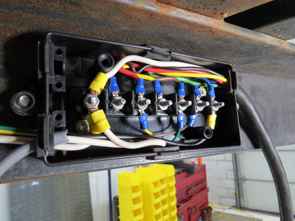 Box Trailer Wiring Harness - Wiring Diagrams Hidden on