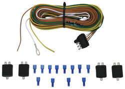 Tail Light Isolating Diode System with Wiring Harness