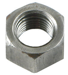 "Replacement Nut for Trailer Suspension U-Bolts - 3/8"" Diameter"