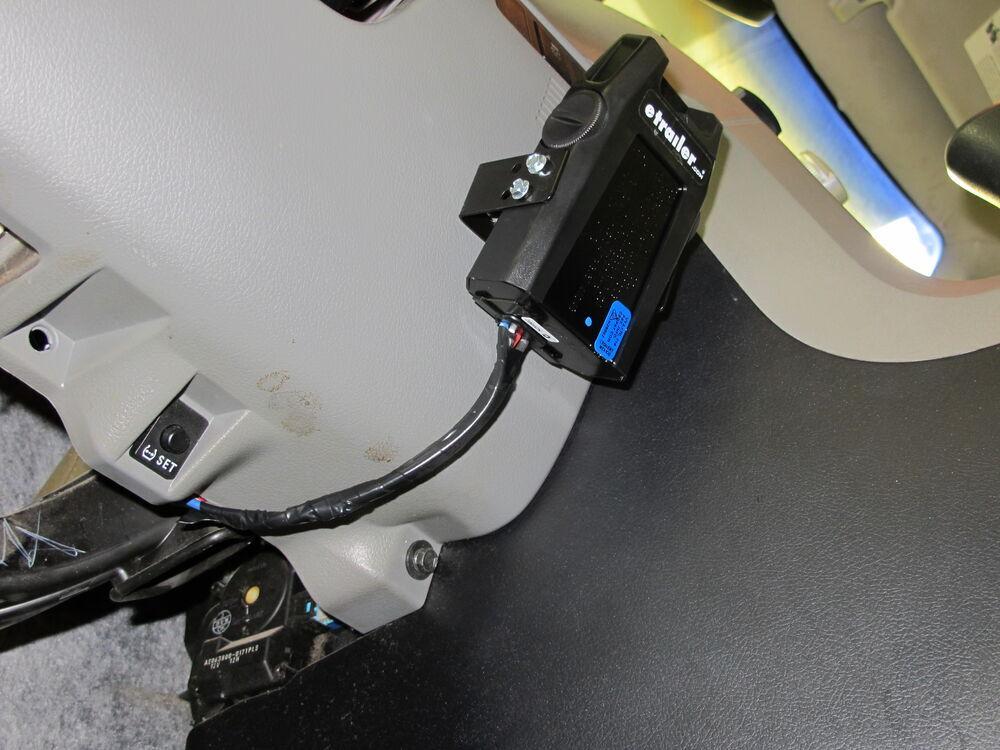 2007 toyota tundra tekonsha voyager trailer brake. Black Bedroom Furniture Sets. Home Design Ideas