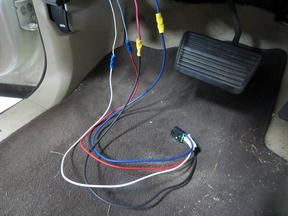tekonsha voyager trailer brake controller manual