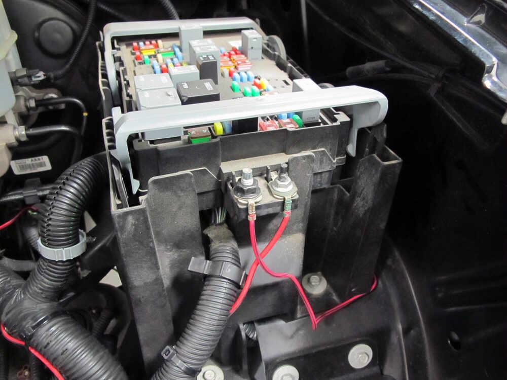 1062 gmc yukon tekonsha voyager trailer brake controller ... cadillac escalade seat wiring diagram #3