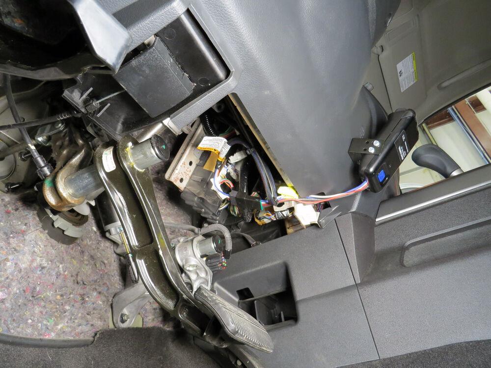brake controller for 2010 nissan armada etrailer