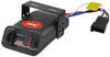 Tekonsha PowerTrac Electronic Brake Controller - 1 to 2 Axles - Time Delayed 360 Degrees 39523