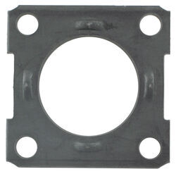 "Brake Mounting Flange for 2-3/8"" Round Axle"