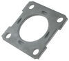 Brake Mounting Flange for 2-3/8 Inch RD Axle